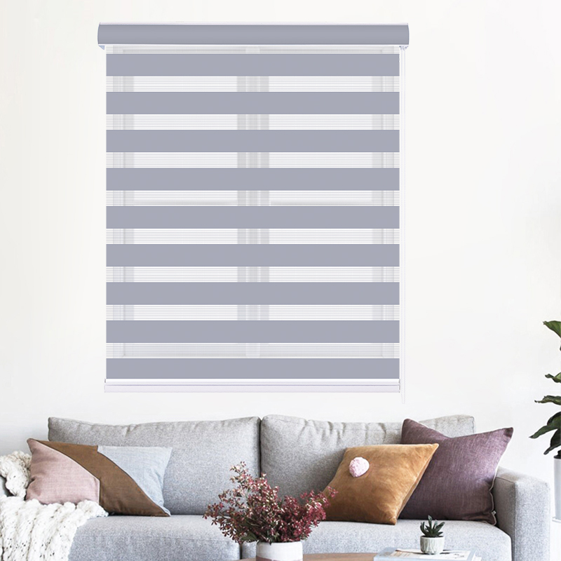 Zebra Blinds Window Blinds And Shades Curtains For Home Room Bedroom Alion Home Sun Shade Panel Privacy Blinds Shades Shutters Aliexpress
