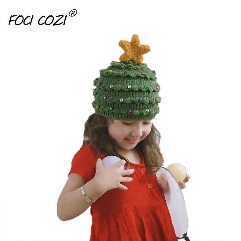 Mama Bear 5 Knit Caps Knit Hat Skull for Mens Black