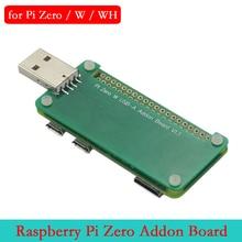 Raspberry Pi Zero USB-A аддон плата V1.1 Pi0 Badusb разъем для Raspberry Pi Zero V1.3 для Zero W для Zero WH