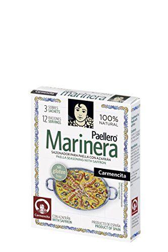 Carmencita Paellero Marinera Paella Spice Mix