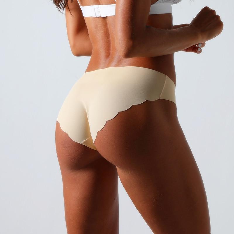 3 pièces sans couture culotte pour sous-vêtements de femme Sexy slips solide femme culotte Offre Spéciale sous-vêtements pour femmes sans couture S-XXL