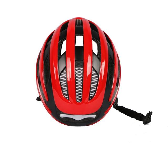 2020 novo ar ciclismo capacete de corrida da bicicleta estrada aerodinâmica vento capacete dos homens esportes aero capacete da bicicleta casco 5