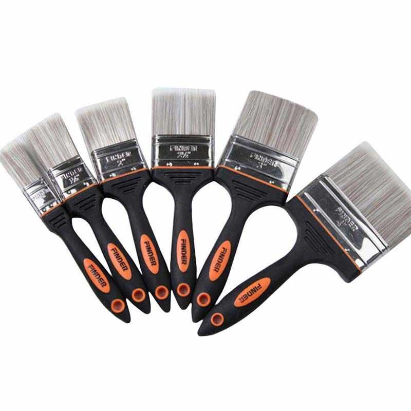 Многофункциональные щетки для очистки от пыли разных размеров, инструменты для украшения дома Pinceaux Peinture