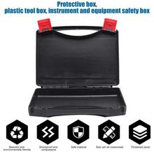 Portable Tool Box Soldering Iron Repair Tools Plastic Protecting Carry Container Case Hardware Equipment Storage Organizer Boxes