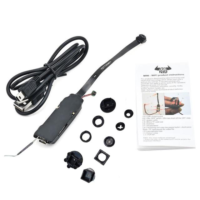 HD 1080P Sensor Outdoor DIY Camera   2