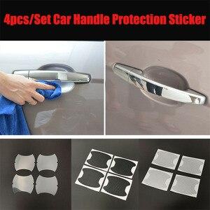 Защитная Наклейка на ручку автомобиля 4 шт./лот для Hyundai / Kia / DAIHATSU / Daewoo / SsangYong / Infiniti / Bentley        АлиЭкспресс