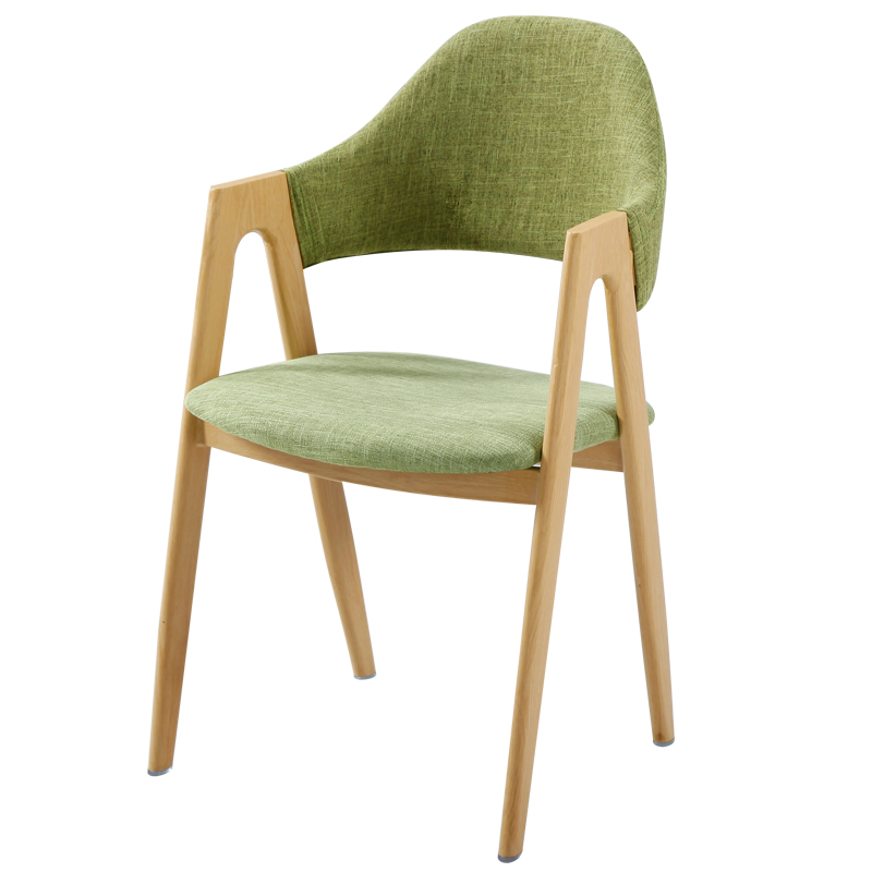 Dining Chair Modern Minimalist Home Wrought Iron Imitation Wood Stool Back Ins Net Red Chair Desk Nordic Chair