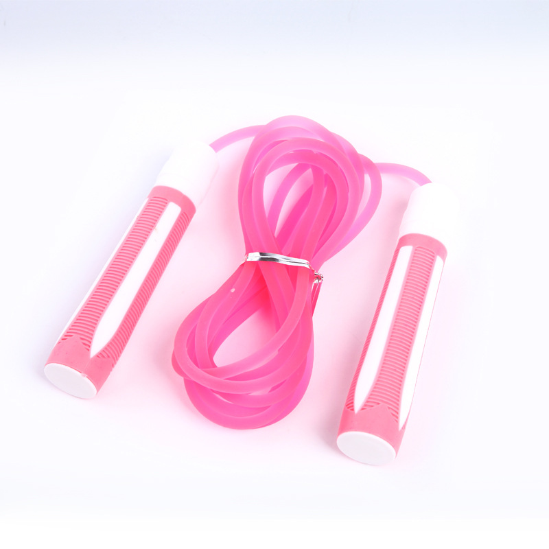 Children Young STUDENT'S Adjustable Rope Sports Hairband Jump Rope Kindergarten Sports Exam Profession For Game Figure