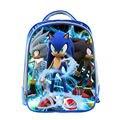 Горячая Супер Марио Bros Соник школьная сумка для подростков мальчиков девочек дети Персонализированная школьная сумка поставщик детей Горя...