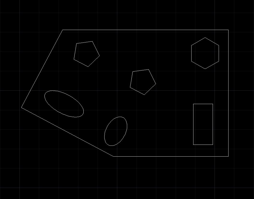 计算机辅助设计-第三章作业1参考插图1