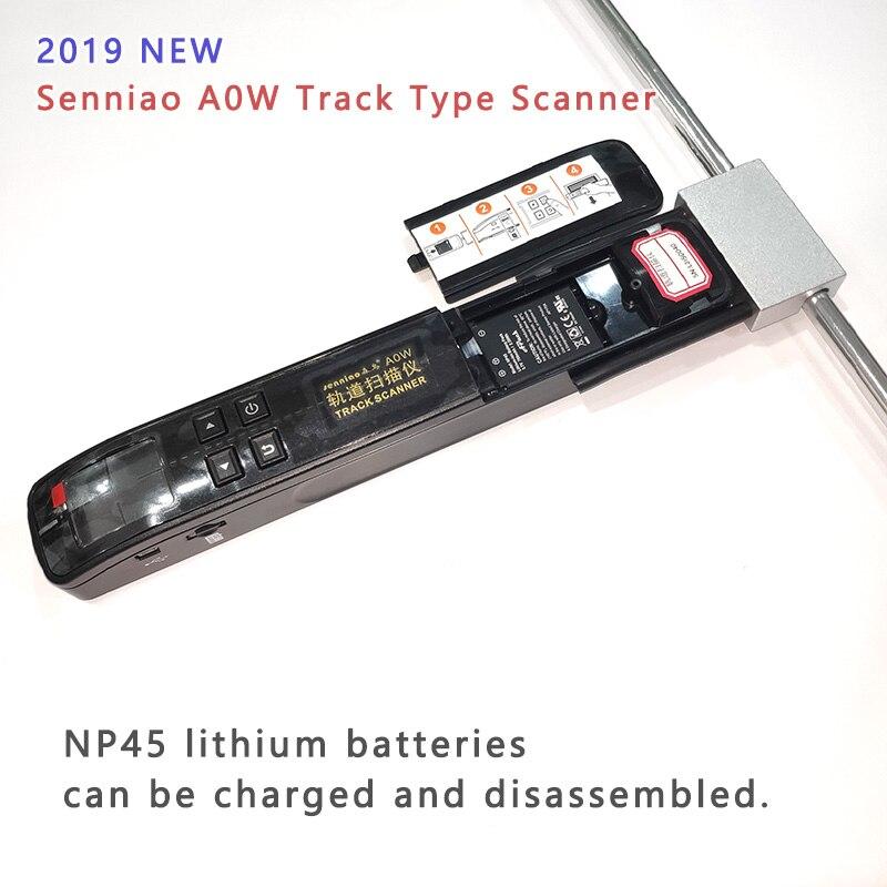 2019 Nova senniao A0W Faixa scanner de