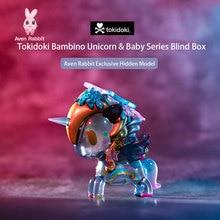 Blind-Box-Toys Guess-Bag Anime Figure Tokidoki Figures-Model Unicorn Ciega No Caja Baby-Series