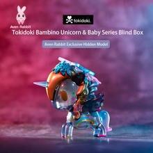 Подлинная tokidoki bambino Единорог и детская серия глухая коробка