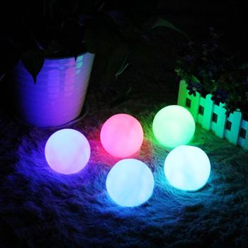 7 color 3D Print LED Night Light Earth Home Decor Creative Gift Moon Lamp Bedroom Mood Color Change