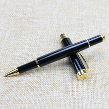 Luxury gift pen high quality business bead ballpoint pen with original box metal ballpoint pen as Christmas gift