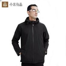 Youpin гидрофобная куртка с защитой от загрязнений мужская стильная