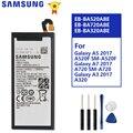 Запасная батарея для Samsung Galaxy 2017 Edition A5 2017 A520F SM-A520F EB-BA520ABE A7 2017 A720 SM-A720 A3 2017 A320