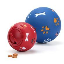 Забавный интерактивный резиновый мяч для жевания питомцев игрушки