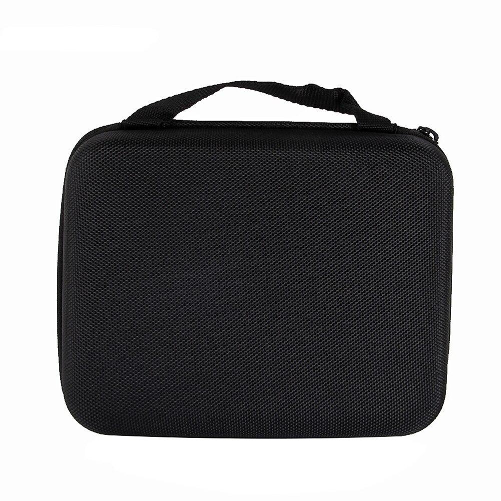 Scratch Resistant Travel Storage Box Outdoor Hard EVA With Handle Carring Handbag Walkie Talkie Case Dustproof For Baofeng UV5R