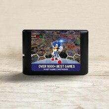 The Ultimate 1000 in 1 MD Remix MD cartuccia di gioco MDV1 per Console MegaDrive SEGA GENESIS USA/giappone/europea
