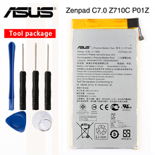 Original ASUS High Capacity Zenpad C7.0 Battery For ASUS Z710 Zenpad C7.0 Z710C P01Z Z170MG Z710CG C11P1429 3450mAh asus z170mg lcd display touch screen assembly for asus zenpad c 7 0 z170mg z170 mg lcd screen for asus z170mg original screen
