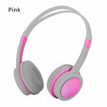 Headphone Smartphone Pink Perempuan