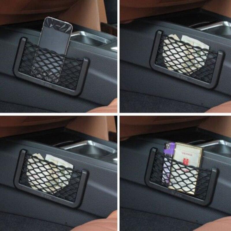 Coche nuevo estilo bolso pegatinas para Skoda Audi BMW asiento Peugeot Renault Opel Toyota Honda Mazda para Hyundai Alfa Lada Kia Byd Negro 2 botones de silicona Flip plegable cubierta de la llave del coche soporte Protector para Renault Dacia Modus Clio 3