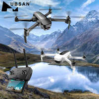 Original Hubsan H117s 1KM/ ZINO PRO 4KM GPS 5G WiFi FPV with 4K UHD Camera 3-Axis Gimbal Sphere Panoramas RC Drone Quadcopter