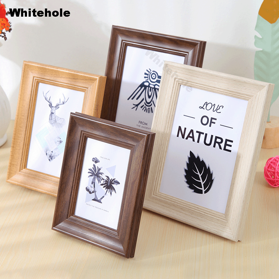 resin picture frame for wall and