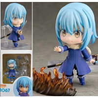 Anime Slime Regarding Reincarnated to Slime Rimuru 1067#PVC Action Figures Toys Collection Doll Gift