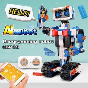 MOULD KÖNIG 13063 Idee intelligente Programmierung Roboter Boost Spielzeug Modell Gebäude Set Selbst Verriegelung Ziegel Block Kompatibel 17101 Spielzeug