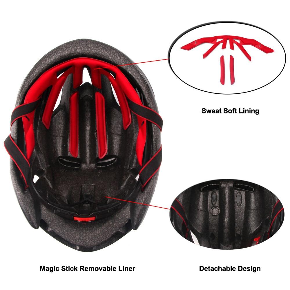 Купить с кэшбэком 2020 New Cairbull Bicycle Helmets Cycling Helmets for Man Woman MTB Road Bike Ultralight Sports Safety Speed Aero Cycling Helmet