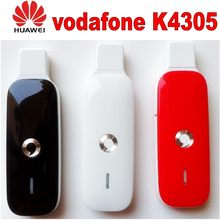 Desbloqueado huawei vadafone k4305 usb 21.6 mbps hspa modem de banda larga móvel dongle 3g