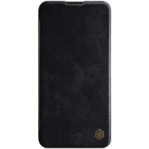 Image 3 - Redmi 8 Case Nillkin Qin Series PU Leather Flip Cover Case for Xiaomi Redmi 8