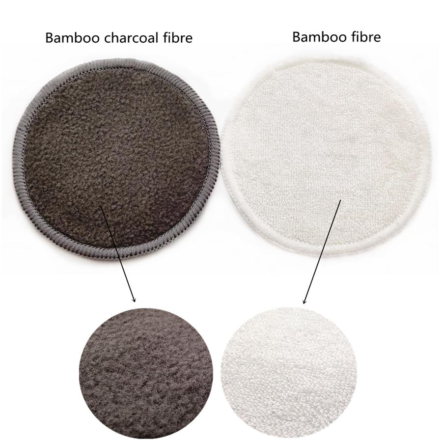 Bamboo Makeup Remover Pads  4
