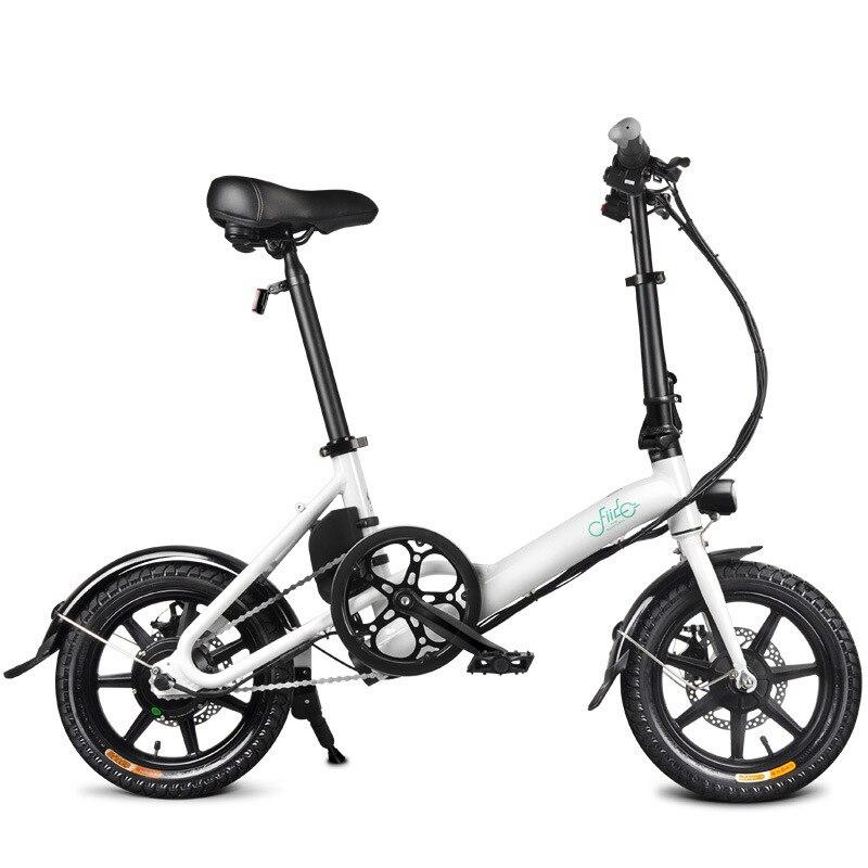 Классический e велосипед складной электровелосипед складная рама, и руль дисплей 7.8ah D3 - 6