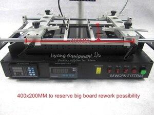 Image 5 - BGA Machine de réparation de puces téléphone portable, LY IR8500 V.2 IR Station de soudage BGA réparation de puces téléphone portable RU et ue sans taxes
