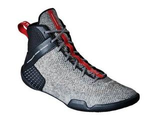 Zapatos de lucha de boxeo para hombres y mujeres, zapatillas de entrenamiento profesional de lucha libre, talla grande, botas de combate cómodas EU46