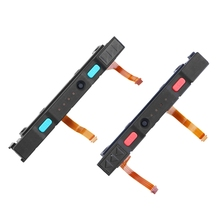 1 Set Original Complete Right Left Slider for Switch NS Joycon Replacement Controller Rail Assembly