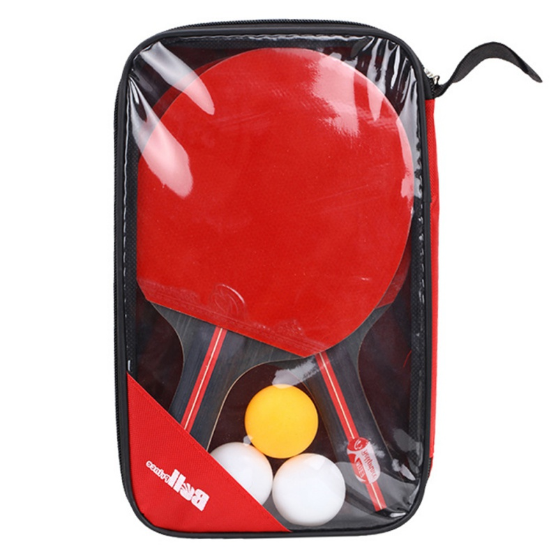 2Pcs New Upgraded Carbon Table Tennis Racket Set Super Powerful Ping Pong Racket Bat For Adult Club Training