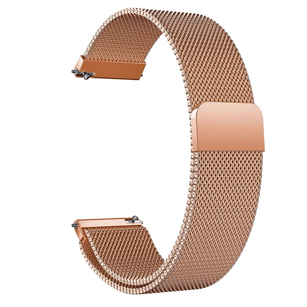 16mm 18mm 20mm 22mm 24mm Metal acero inoxidable Milanese Loop malla magnética reloj pulsera Correa con pasadores de liberación rápida Perforador de agujeros de 4mm para tubo de PE de 16mm y 20mm, herramientas perforadoras de perforación, accesorios de riego de jardín, conectores de agua