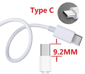 Cable Usb-Type-c Fast Charging Cabel For Blackview Bv9600 Bv7000/ Bv8000/bv9000/bv9500/bv9900/bv9800 Pro Flash Charger kable(China)