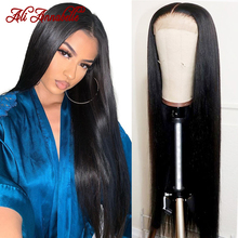 Straight-Hair Wig Bob-Wigs Short Lace-Frontal Cosplay Ombre-Color Synthetic Women And