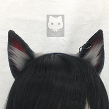 Mmgg新arknightsテキサスiiコスプレ衣装アクセサリー犬ウルフ帽子hairhoopための女性