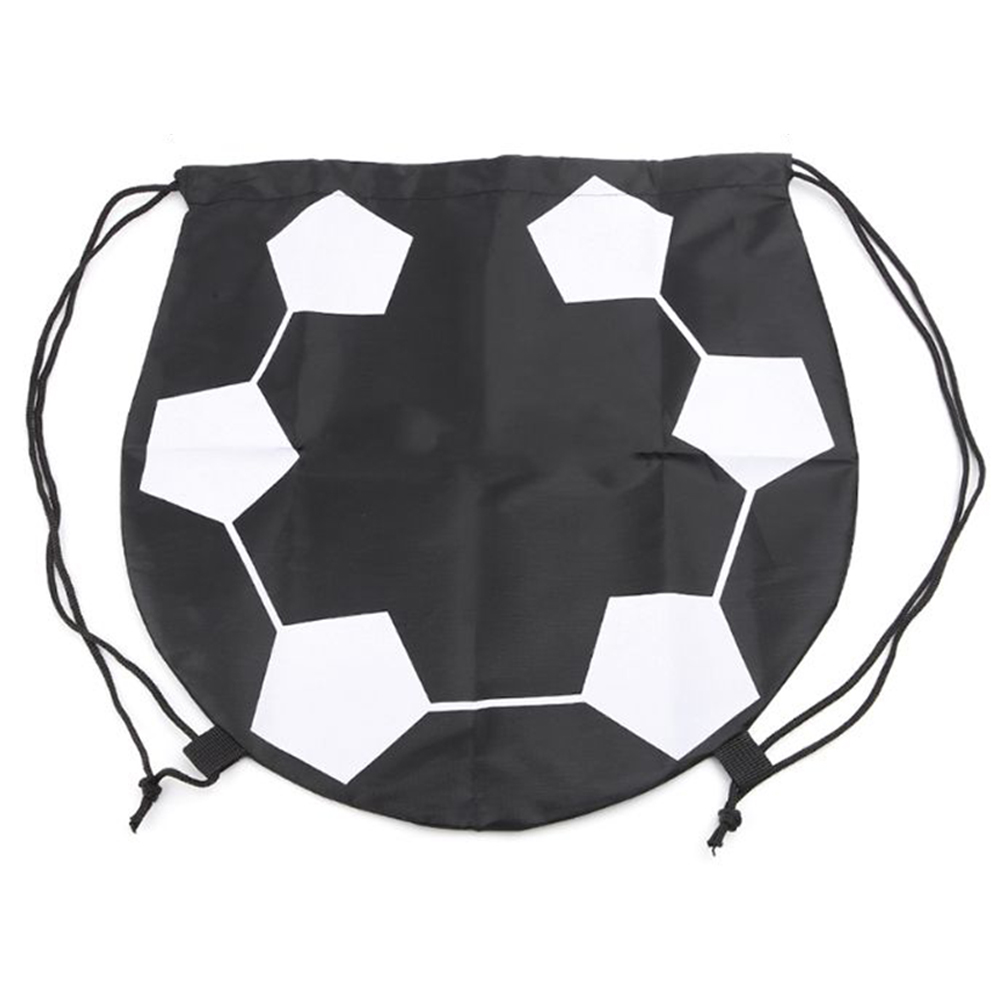 Storage Pouch Drawstring Closure Undeformable Soccer Bag Protection Dustproof Training Carrying Volleyball Basketball Sport