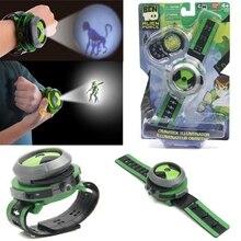 Ben 10 Ultimate Omnitrix часы Стиль Дети проектор часы для детей Рождественский подарок на день рождения