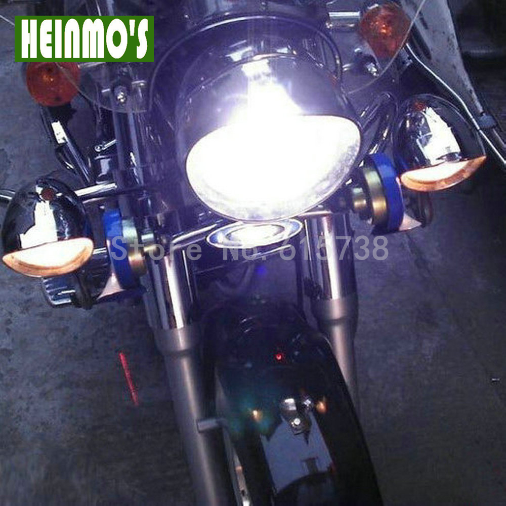 1 komplet univerzalni skriti ksenonski žaromet za motorje Hi / Lo - Avtomobilske luči - Fotografija 5