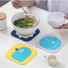 5 шт Набор отверток coaster силиконовый коврик для посуды миска
