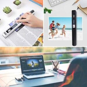 Image 2 - ISSYZONEPOS Portable Document Scanner Handheld Scanner di Immagini per il Documento di File di Immagine per PC Mac Libera Il 16G Micro Carta Con batteria