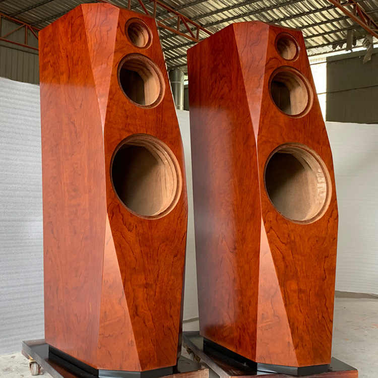 L 7 HiFi Leere Lautsprecher Schrank DIY benutzerdefinierte 7